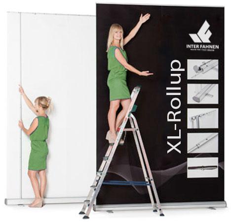 XL-Rollup 200 x 312 cm
