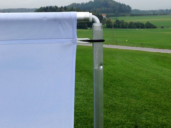 Mobil-Banner Eckverbindung