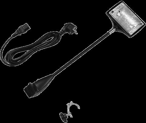 """Zipper-Display """"halogen"""""""